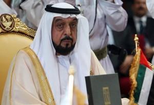 H.H Sheikh Khalifa Bin Zayed Al Nahyan